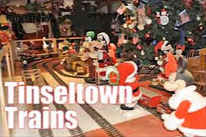Tinseltown Trains
