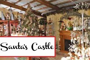 Christmas Ranch Morrow Ohio.Santa S Castle The Christmas Ranch In Morrow Oh